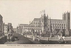 North East View of Westminster Abbey